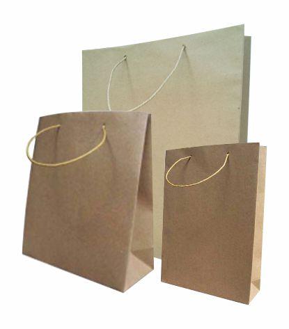 tas kertas paper bag polos